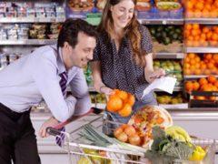 Как уменьшить расходы на продукты питания?