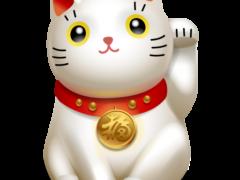 Манэки Нэко — кошка приносящая деньги, радость и успех