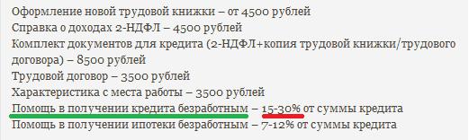 Профессиональная помощь в получении кредита от кредитного брокера в Санкт-Петербурге с плохой кредитной историей без предоплаты.