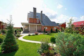 Строим планы: как разбогатеть и купить домик в Подмосковье
