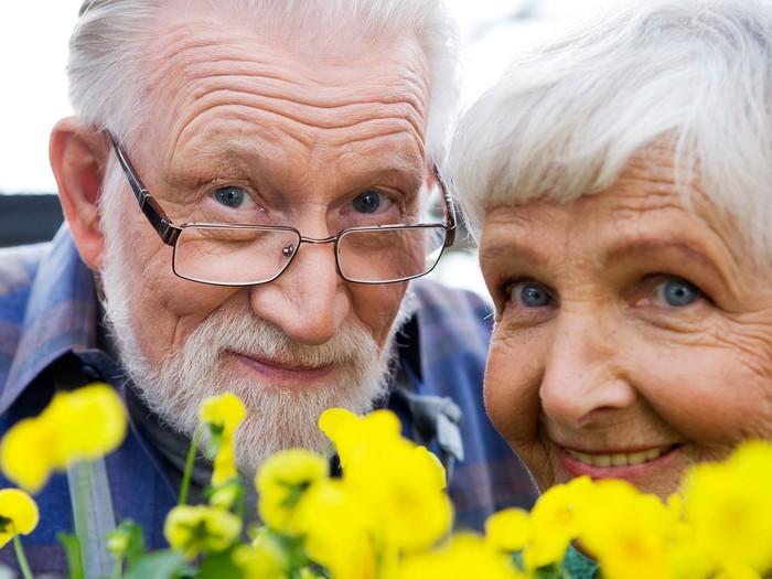 сколько получают пенсионеры в России