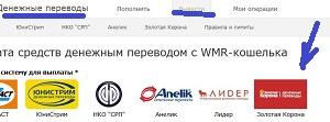 Моментальный круглосуточный вывод денег с Вебмани в России